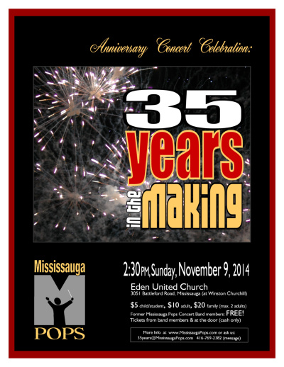 concert: 35 Years in the Making